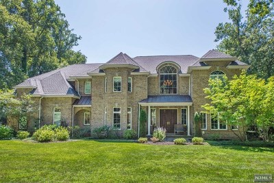 Upper Saddle River Single Family Home Under Contract: 26 Rising Ridge Road
