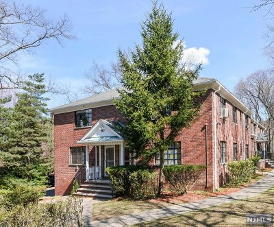 Bergen County Condo/Townhouse Under Contract: 97-99 Tracey Place #7