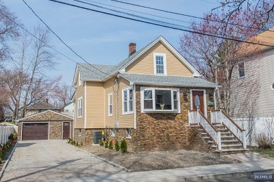 Little Ferry NJ Single Family Home Under Contract: $365,000