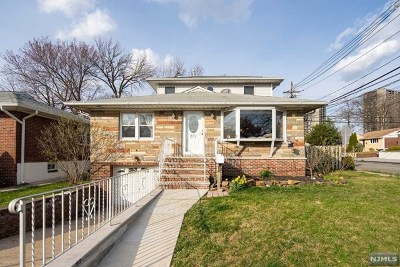 Fort Lee Single Family Home Under Contract: 201 McElroy Avenue