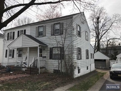 Dumont Single Family Home Under Contract: 10 American Legion Terrace