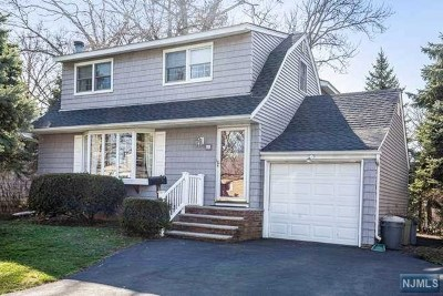 Dumont Single Family Home Under Contract: 26 Birch Road