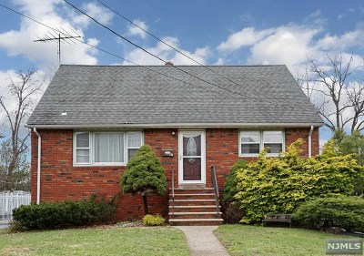 Clifton Single Family Home Under Contract: 87 Saint Philips Drive