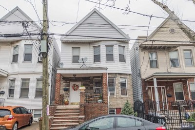 Hudson County Multi Family 2-4 Under Contract: 816 Pavonia Avenue
