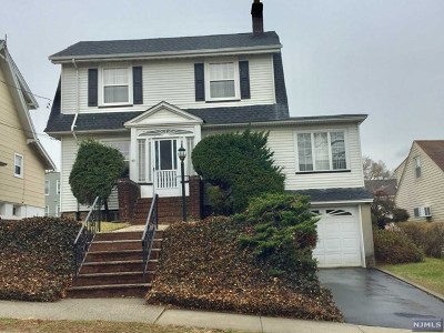 Hudson County Single Family Home Under Contract: 40 Linden Avenue
