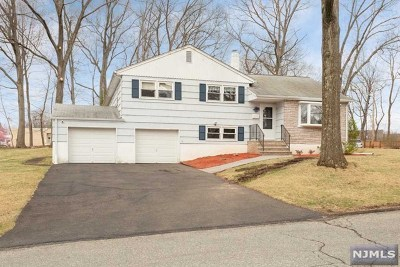 Park Ridge Single Family Home Under Contract: 18 Windsor Drive