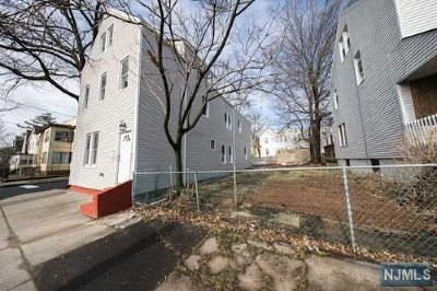 Essex County Multi Family 2-4 Under Contract: 287 Sanford Street