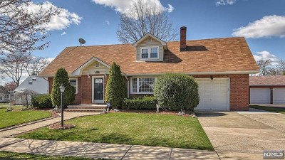 Clifton Single Family Home Under Contract: 11 Pine Hill Drive