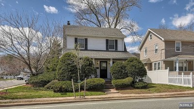Hawthorne Single Family Home Under Contract: 854 Lafayette Ave Extension