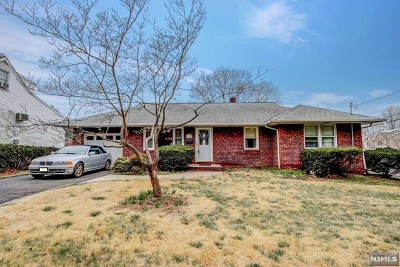 East Rutherford Single Family Home Under Contract: 58 Hillside Terrace