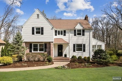 Ridgewood Single Family Home Under Contract: 819 Hillcrest Road