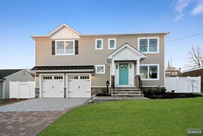 Fair Lawn Single Family Home Under Contract: 7-01 6th Street