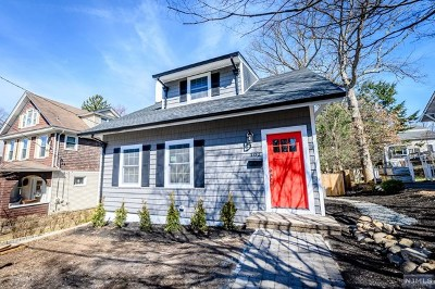 Hillsdale Single Family Home Under Contract: 102 Large Avenue