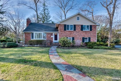 Ridgewood Single Family Home Under Contract: 45 Glenwood Road