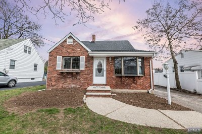 Bergen County Single Family Home Under Contract: 97 Avenue E