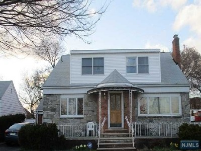 Clifton Single Family Home Under Contract: 104 Park Slope