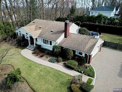 Hillsdale Single Family Home Under Contract: 37 Strawberry Hill Road