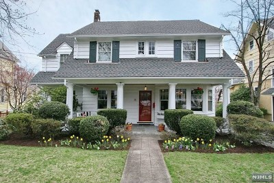 Essex County Single Family Home Under Contract: 15 Elston Road