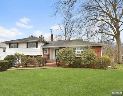 Englewood Single Family Home Under Contract: 583 Jones Road