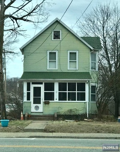 Bloomingdale Single Family Home Under Contract: 32 Main Street