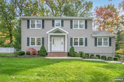Montvale Single Family Home Under Contract: 8 Raven Road