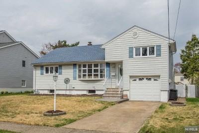 Clifton Single Family Home Under Contract: 18 Pilgrim Drive