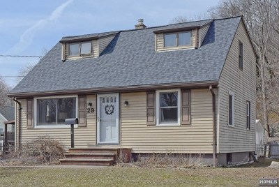 Bloomingdale Single Family Home Under Contract: 29 Maple Avenue