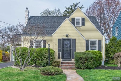 Clifton Single Family Home Under Contract: 74 Greendale Road