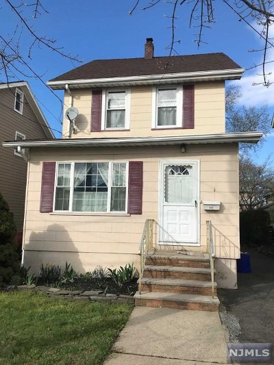 Lyndhurst Single Family Home Under Contract: 249 Page Avenue