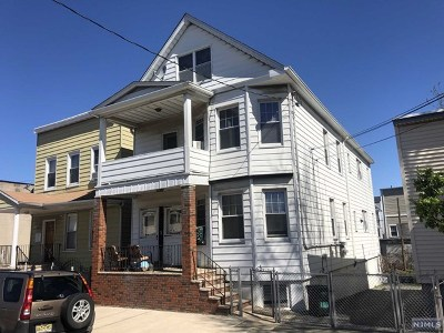 Hudson County Multi Family 2-4 Under Contract: 185 Tappan Street