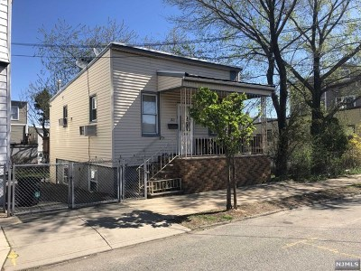 Hudson County Single Family Home Under Contract: 187 Tappan Street