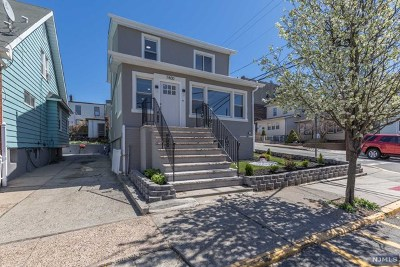 North Bergen Single Family Home Under Contract: 7400 3rd Avenue