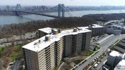 Fort Lee Condo/Townhouse Under Contract: 2200 North Central Road #12k