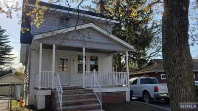 Essex County Single Family Home Under Contract: 59 Smith Street