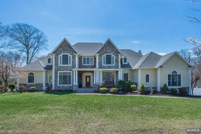 Morris County Single Family Home Under Contract: 3 Julia Court