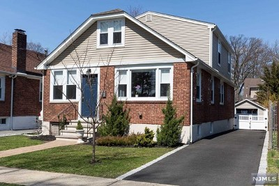 Dumont Single Family Home Under Contract: 126 McKinley Avenue