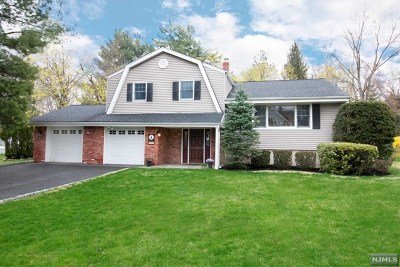 Wyckoff Single Family Home Under Contract: 421 Patton Place
