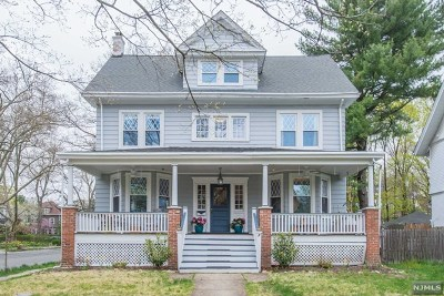 Essex County Single Family Home Under Contract: 17 Rudd Court