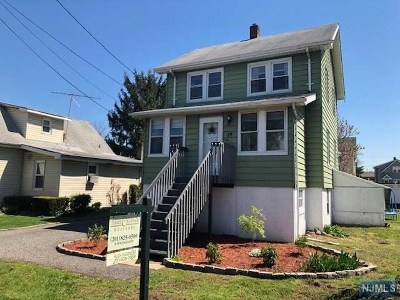 Bergen County Single Family Home Under Contract: 24 Roosevelt Street
