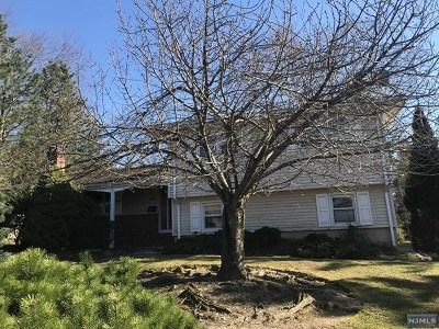 Closter Single Family Home Under Contract: 456 Ruckman Road