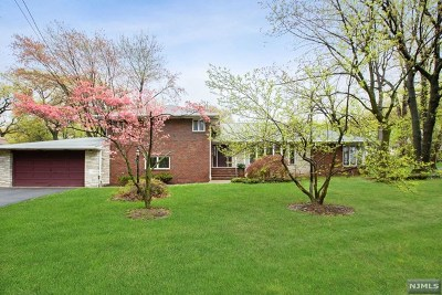 Bergen County Single Family Home Under Contract: 533 Nordhoff Drive
