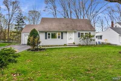 Morris County Single Family Home Under Contract: 9 Frank Terrace