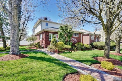 Fort Lee Single Family Home Under Contract: 1001 Inwood Terrace