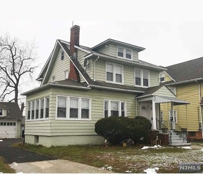Clifton Multi Family 2-4 Under Contract: 125 Curie Avenue