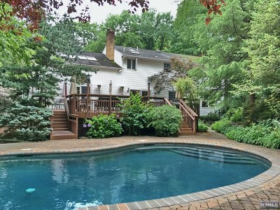 Montvale Single Family Home Under Contract: 28 Hilton Place