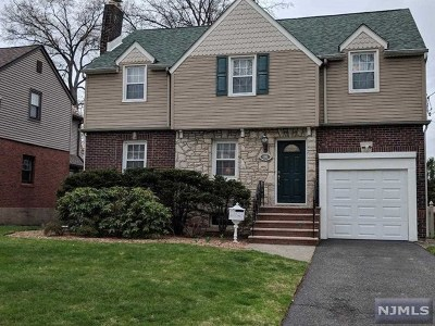 Hasbrouck Heights Single Family Home Under Contract: 111 Madison Avenue
