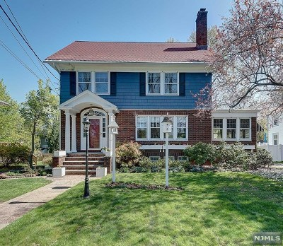 Essex County Single Family Home Under Contract: 110 Sunset Avenue