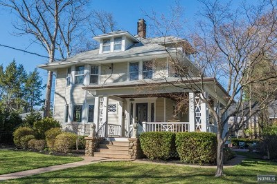 Ridgewood Single Family Home Under Contract: 295 Orchard Place