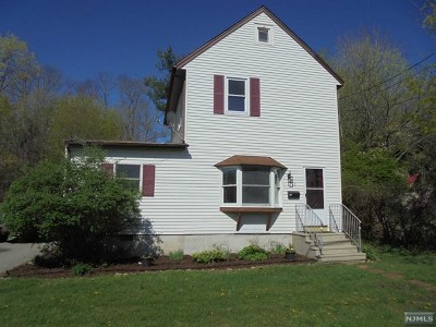 Wanaque Single Family Home Under Contract: 32 Greenwood Avenue