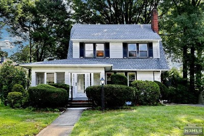 Glen Rock Single Family Home Under Contract: 209 Harding Road